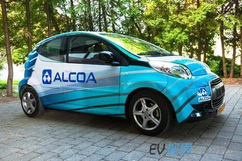 铝空气电池电动汽车