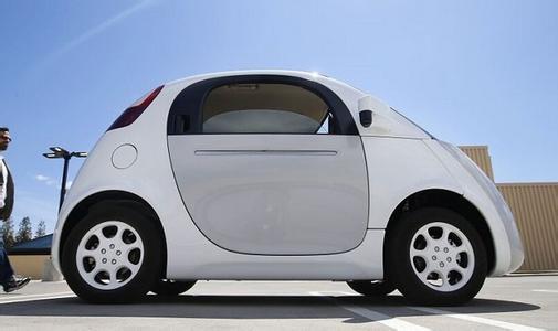 谷歌再添百辆自动驾驶车 无人驾驶时代来临