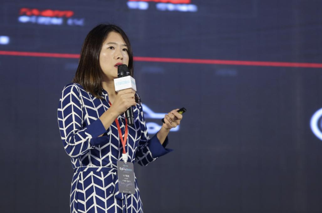 小鹏汽车谷俊丽:中国式自动驾驶要打通数据和算法的任督二脉