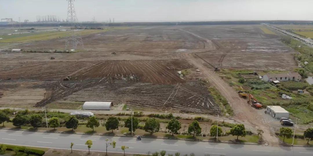 特斯拉上海超级工厂最新消息 将明年部分投产