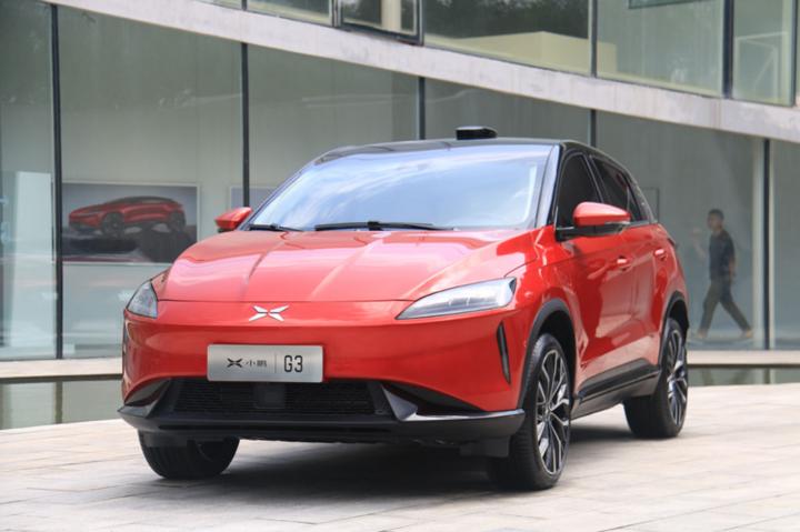 小鹏G3将于今日正式上市 共推三款车型