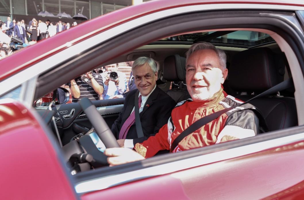 智利总统皮涅拉到访比亚迪 双方将加速清洁能源全领域合作