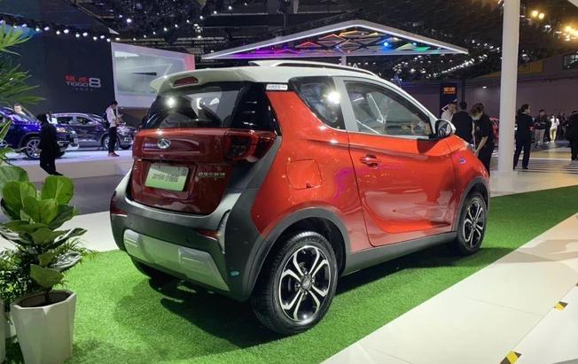 2019款奇瑞小蚂蚁eQ1 将于6月28日正式上市