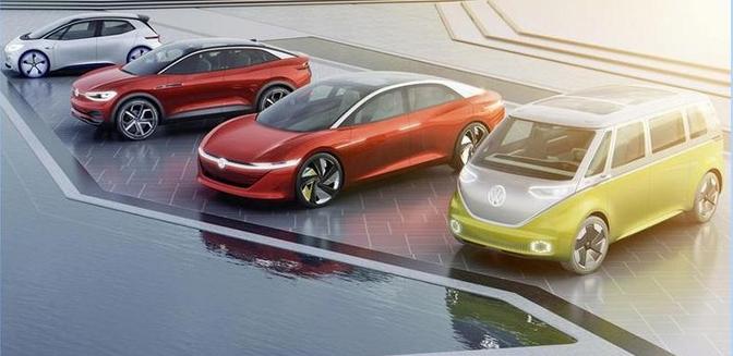 大众电动车计划曝光 未来将至少推出15款电动车