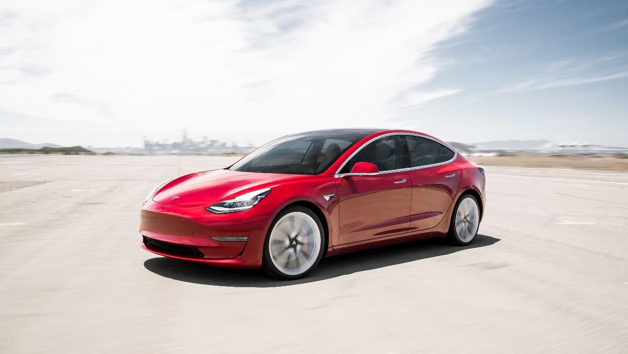 特斯拉Model 3被《消费者报告》评为最令人满意汽车