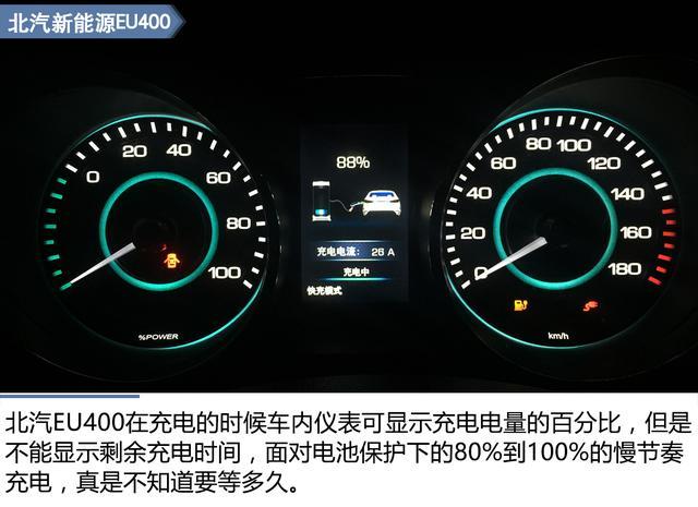 暖风和低温对电动车影响有多大?北汽EU400百公里实测告诉你