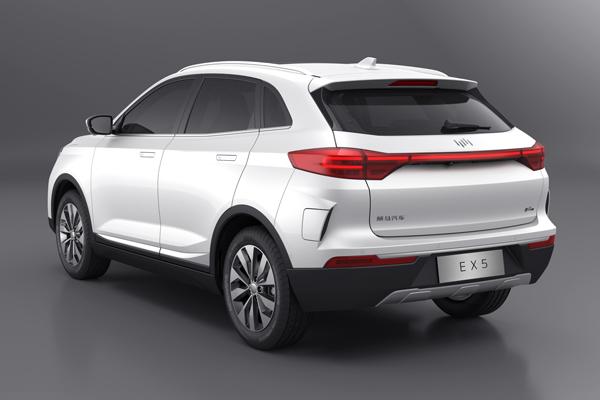 威马EX6将亮相北京车展 有望2019年上市