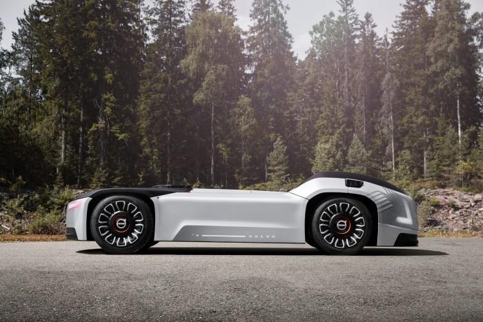 沃尔沃推出自动驾驶纯电动卡车Vera车型