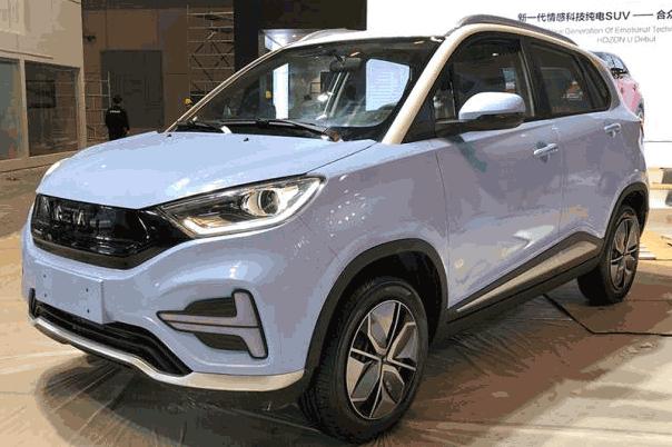 新款哪吒N01有望8月上市 2020 年正式量产