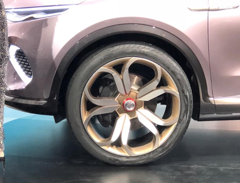"""腾势全新概念车Concept X正式亮相 新品助品牌再次""""腾势"""""""