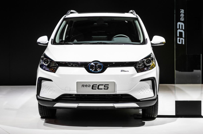 新实力长续航纯电SUV 北汽新能源EC5即将上市