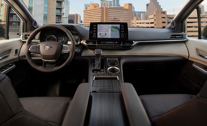 提供7/8座五个版本车型 全新丰田Sienna即将发售
