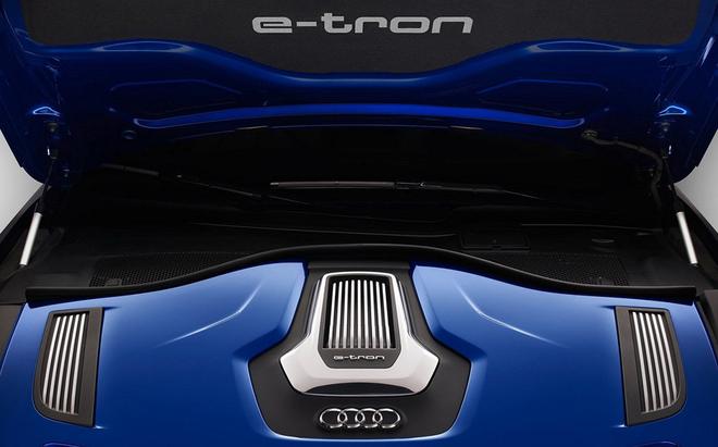 奥迪汽车5年内推6款国产新能源车 多点开花