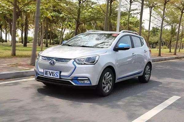 江淮7月純電動乘用車銷量同比增長139%