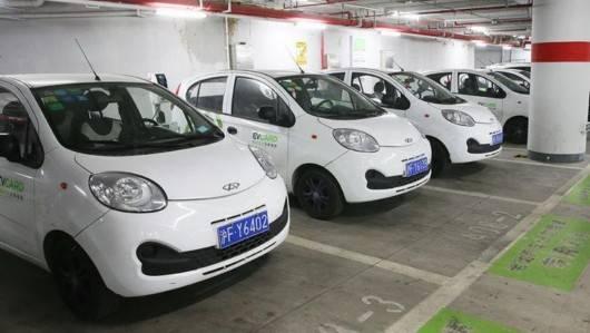 上海1-7月新能源汽車推廣達到16511輛