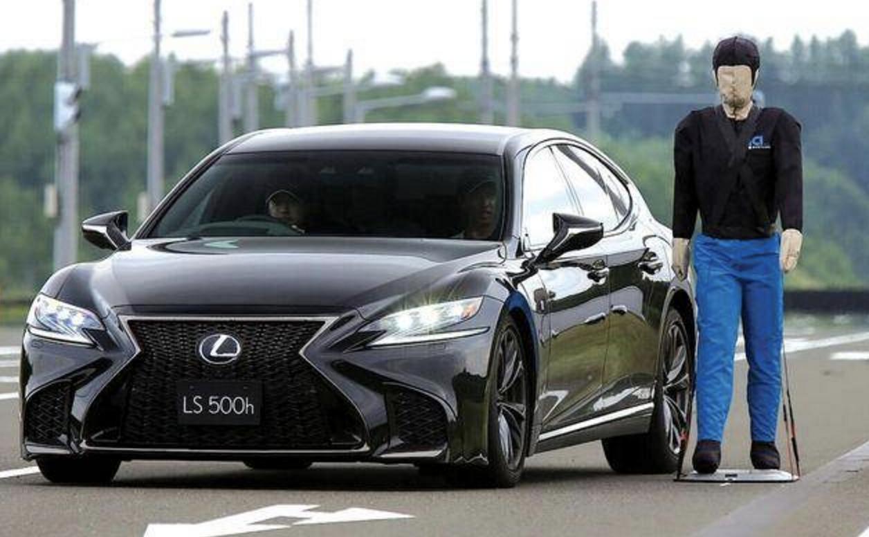 丰田宣布在2020年展示旗下首款无人驾驶汽车