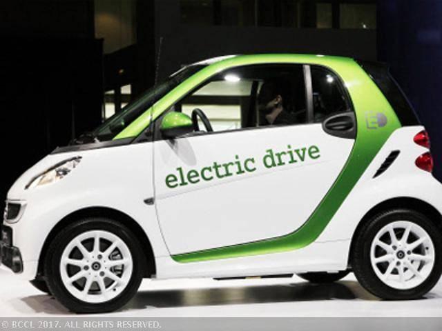 默克尔:德国2020年将保有百万电动汽车
