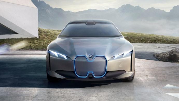 法兰克福车展 宝马i Vision Dynamics发布
