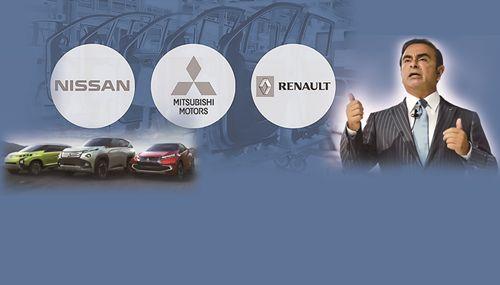 雷诺日产联盟承诺2022年推出12款纯电动汽车