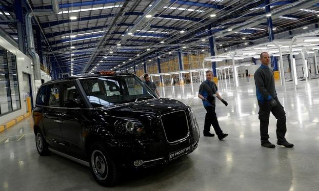伦敦电动汽车公司拟2020年出口量达50%