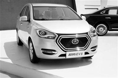 江淮新能源汽車發布︰前9月累計銷量共1.75萬輛