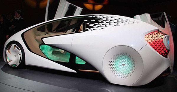 丰田将在2020年测试人工智能自动驾驶电动车