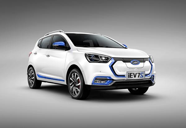 重磅|江淮新能源10月27发布纯电动SUV iEV7S