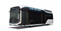 丰田Sora将亮相东京车展 燃料电池巴士