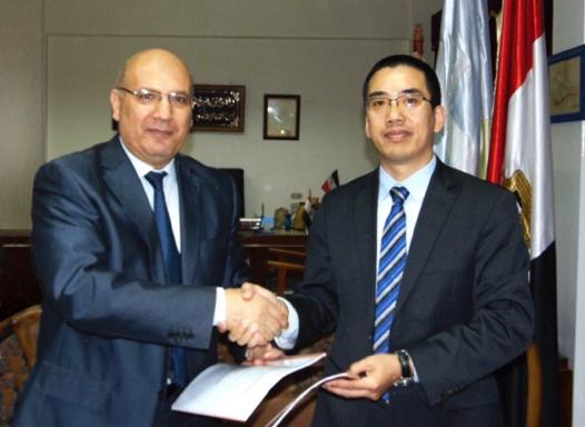 比亚迪助力埃及打造非洲首条跨座式单轨