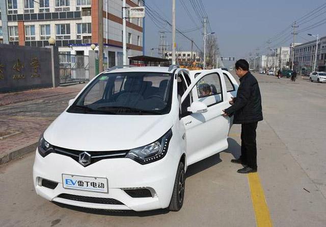 工信部建议低速电动车纳入《公告》管理并设置过渡期