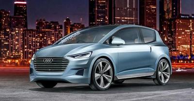 奥迪将投产入门级无人驾驶电动车 或命名A0