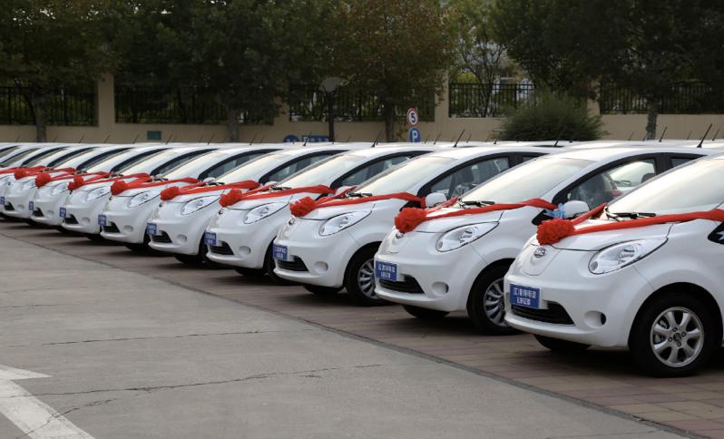 江淮新能源汽車11月銷售5660輛,再創銷量記錄