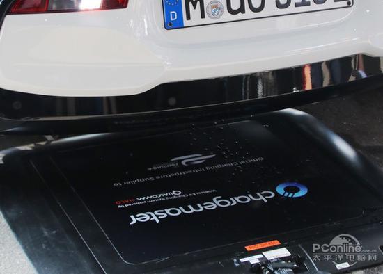 高通在FE电动方程式上展现汽车无线充电黑科技Halo