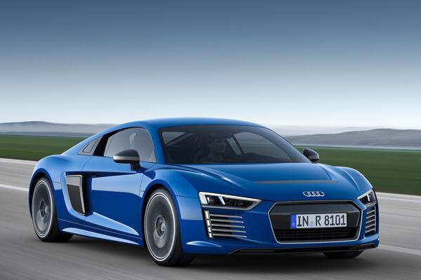 奥迪发力新能源 将于2020年推首款纯电动车