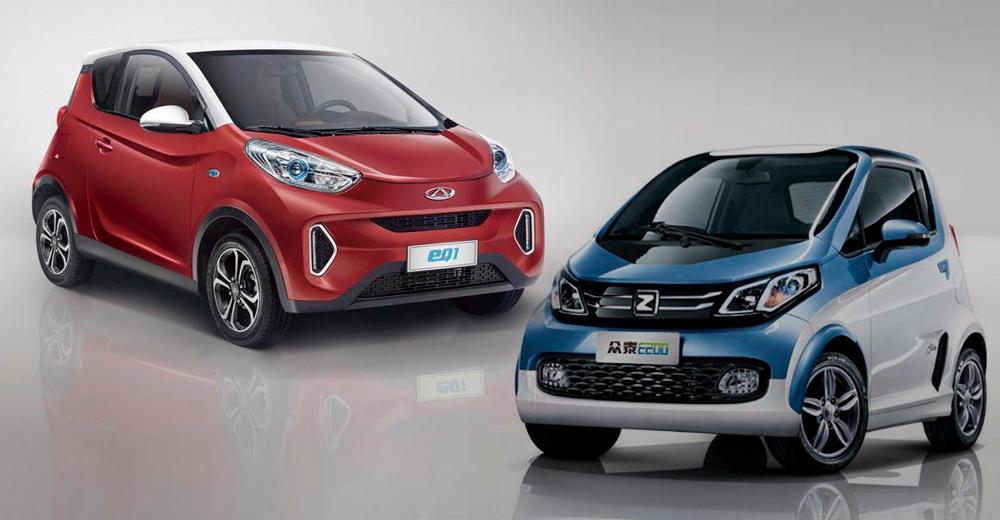 与其拼运气不如乖乖排队新能源 推荐两款时尚个性的电动车