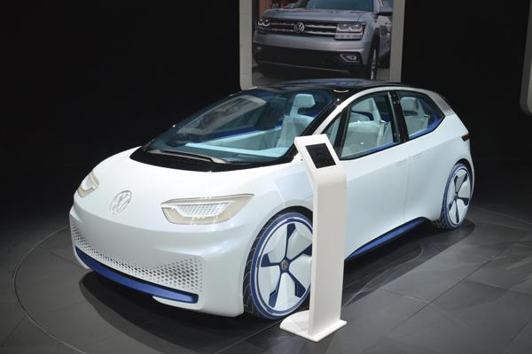 将于明年投产 大众I.D电动车最新信息曝光