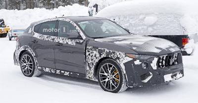 玛莎拉蒂将推混动车 Levante GTS入选
