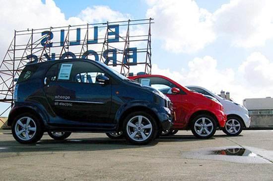 中国新能源汽车指数解读 微型车市场潜力巨大 立法管理是关键