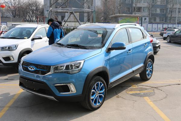 瑞虎3xe配置曝光 将推两款车型/3月底上市