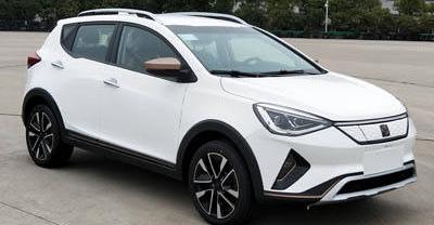 曝江淮大众首款车申报图 车型为纯电动小型SUV