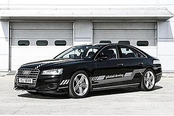 首个外国车企品牌 新奥迪A8在韩开展自动驾驶测试