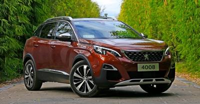 标致将推4008插混版车型 预计明年正式投产