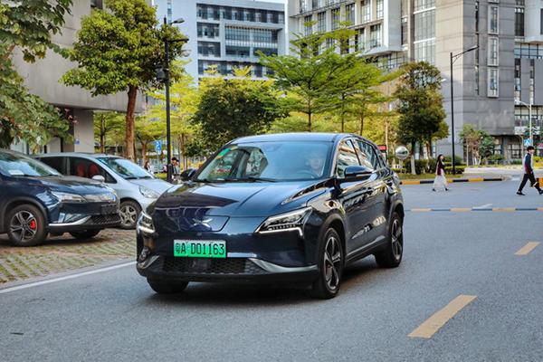 小鹏汽车获得首张新能源汽车专用号牌