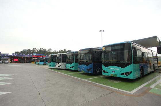 走进深圳巴士和东部公交 看比亚迪如何让新能源理念走近每一个人