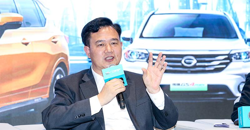 搭政策和时代的顺风车 专访广汽新能源古惠南
