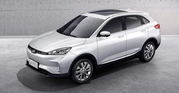 补贴后9.90万元起 纯电动SUV威马EX5正式上市