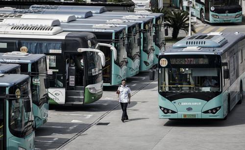比亚迪在美国组建合资企业 提供电动巴士租赁服务