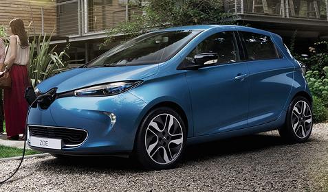 雷诺新版电动汽车Zoe成为澳大利亚最便宜电动汽车
