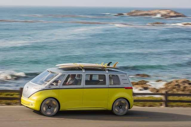 大众汽车计划在美国生产两款电动汽车