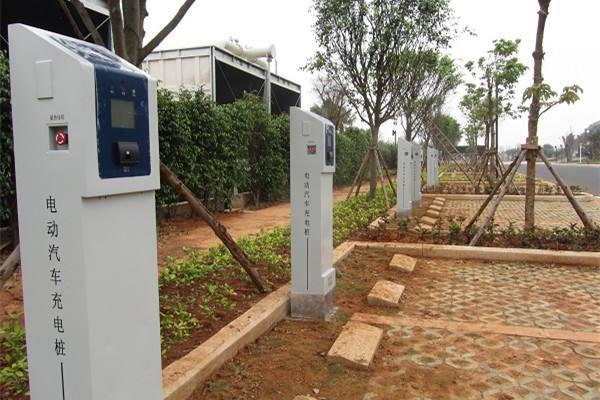 电动汽车后援团6月全国充电桩新增5520个